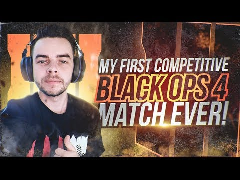 Xxx Mp4 MY FIRST COMPETITIVE BLACK OPS 4 MATCH EVER 3gp Sex