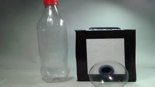 How to Make a AMPLIFIER Using Plastic Bottle at Home-Simple