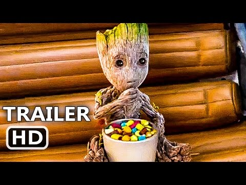 GUARDIANS OF THE GALAXY 2 All Trailers 2017 Chris Pratt Action Blockbuster Movie HD