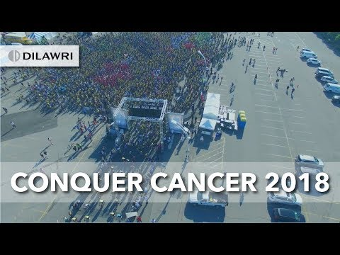 Dilawri and the Ride to Conquer Cancer 2018