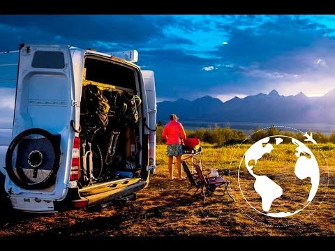 This Van Has All You Need for an Adventure
