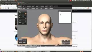 Criando Personagens com Makehuman e Blender 2.6.flv