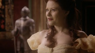 Once Upon A Time - Season 6 - Rumple and Belle Dance to Beauty and The Beast | official clip (2016)