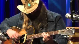 Chris Stapleton  Whiskey And You Acoustic