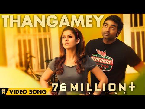 Naanum Rowdy Dhaan - Thangamey   Official Video   Anirudh   Vijay Sethupathi   Vignesh Shivan
