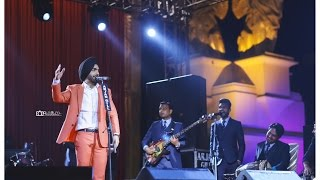 LIVE PERFOMANCE by AMMY VIRK    2017 BEST (SHOW) PERFOMANCE     4k VIDEO