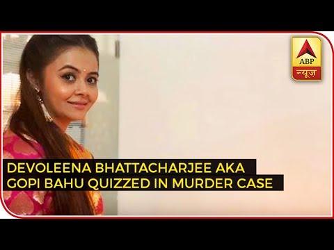 Xxx Mp4 Devoleena Bhattacharjee Aka Gopi Bahu Detained In Murder Case ABP News 3gp Sex