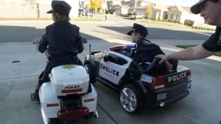 Sidewalk Cops 2 - Bloopers
