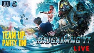 PUBG Mobile  Season 8 Funny Gameplay & Custom Rooms MAtch  Tamil 🔴Live Streaming | RajGamingYt | RG