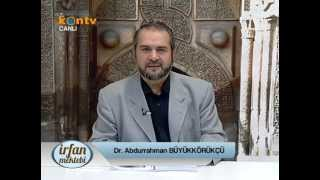 Gözleri Haramdan Korumak,Kadınların Tesettürü (17-10-2012)- Abdurrahman Büyükkörükçü Hoca