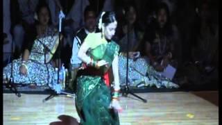 Ami Banglai gan Gai Dance By Pallabi Mallick