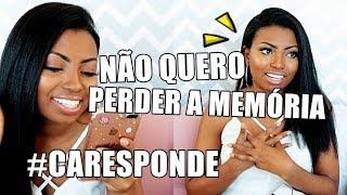 NUNCA IMAGINEI VIVER ESSE MOMENTO #CARESPONDE Camila Nunes