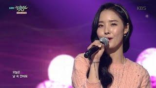 뮤직뱅크 - 달샤벳, 지긋이 + 너 같은.20160108