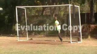Pritchard Ndaira, goalkeeper.wmv