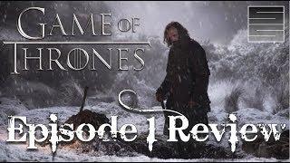 Game Of Thrones Season 7 Episode 1 Explained - Review / Breakdown