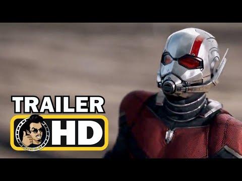 Xxx Mp4 ANT MAN AND THE WASP Antonio Banderas Trailer 2018 Marvel Superhero Movie HD 3gp Sex