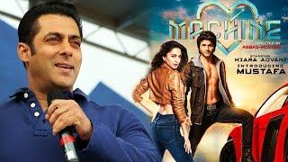 Salman Khan Promotes Abbas Mustan's Upcoming Film Machine