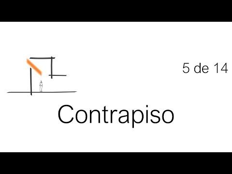 Xxx Mp4 Construccin Paso A Paso Contrapiso Tutorial 5 De 14 3gp Sex