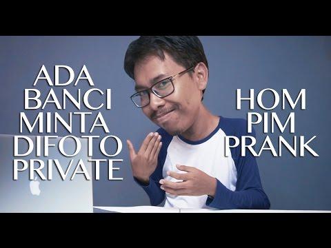 HOMPIMPRANK : PRANK CALL PRIVATE NUD* PHOTOSESSION!