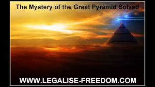 Courtney Brown - The Mystery of the Great Pyramid Solved