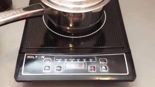 a4u.com.ua индукционная плита Hilton EKI 3897