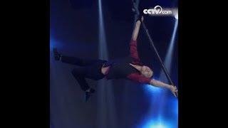 رقص القطب المختلف|CCTV Arabic