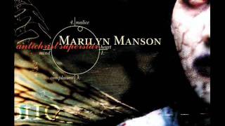 Marilyn Manson - The Beautiful People (Backing Track)