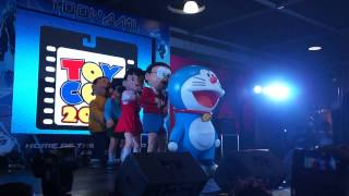 Stand By Me: Doraemon Movie Casts at Toycon 2015