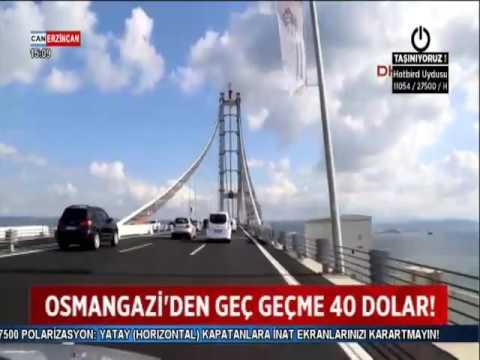 OSMANGAZİ'DEN GEÇ GEÇME 40 DOLAR!