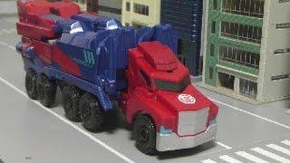 Transformers Optimus Prime Toys 트랜스포머 옵티머스 프라임 장난감