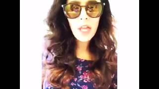 Jasmine Sandhu Kala Chashma Baar Baar Dekho Dubsmash - Badshah & Neha Kakkar