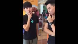 Daryl Ong & Yohan Hwang sing