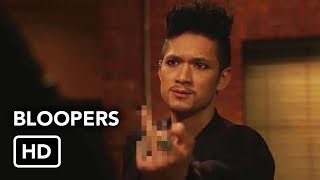 Shadowhunters Season 2 Bloopers (Part 1 & 2)
