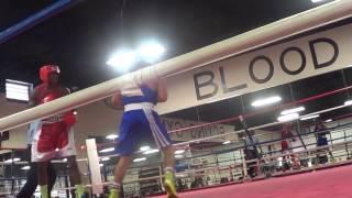 Julien March vs Nikko Munao- Florida Golden Gloves Semi-Final