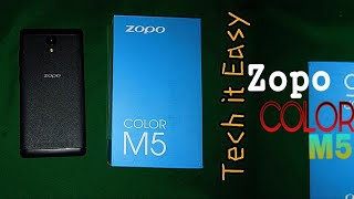 Zopo Color M5 - Unboxing & Overview
