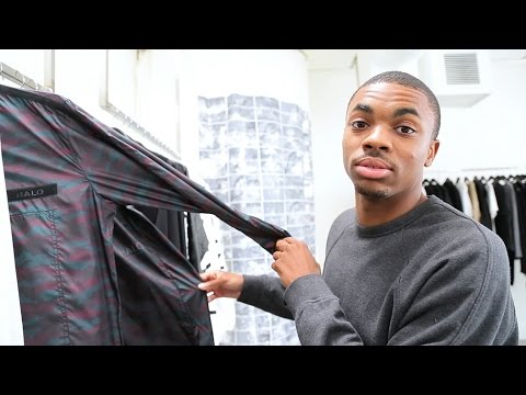 Highsnobiety TV Shopping with Vince Staples Part 1