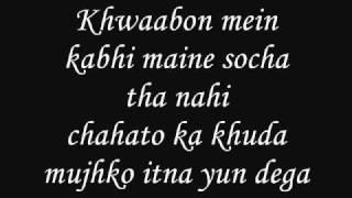 Humko pyar Hua - Ready - lyrics