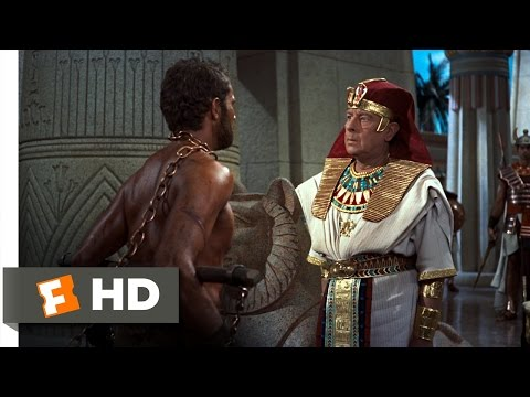 Xxx Mp4 The Ten Commandments 8 10 Movie CLIP Moses Is Arrested 1956 HD 3gp Sex