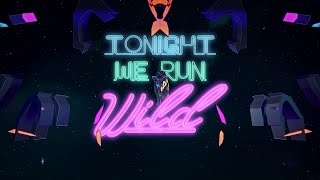 Hardwell feat. Jake Reese -  Run Wild (Lyric Video)