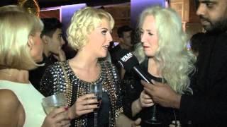 LYDIA ROSE BRIGHT, DEBBIE DOUGLAS, & CAROL WRIGHT INTERVIEW / CHLOE SIMS' BOOK LAUNCH / iFILM LONDON