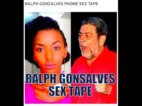 RALPH GONZALVES PHONE SEX SCANDAL