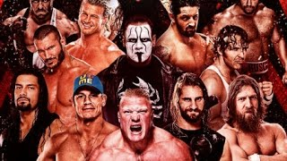 Royal Rumble 2016 Dream Entrances