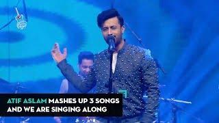 Atif Aslam Mash up   Mahi Ve   Meray Watan - Pepsi Battle Of The Bands Final Episode