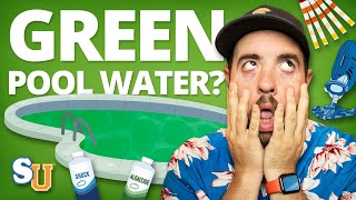 How to Get Rid of Swimming Pool Algae