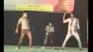 live Dhinka Chika Choreographed by yeshu wahane live