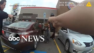 Bodycam shows officer fatally shooting troubled man holding gun