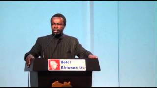 Speech by Prof  PLO Lumumba at the 3rd Anti Corruption Convention