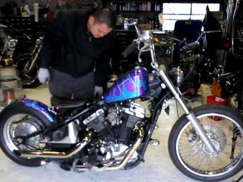 Motor Cycle Shop H.B.C VALCAN バルカン NO.1