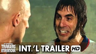 The Brothers Grimsby International Trailer (2016) Sacha Baron Cohen [HD]