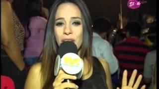 TVC Show Time- Romeo Santos enloqueció a las mujeres hondureñas durante su concierto
